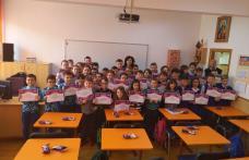 """Școala Gimnazială """"Mihail Kogălniceanu"""" Dorohoi – Premierea câștigătorilor concursului Lumina Math - FOTO"""