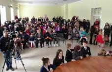 """8 Martie sărbătorit la Școala Gimnazială """"Dimitrie Pompeiu"""" Broscăuți - FOTO"""