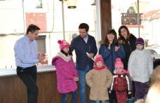 Recompense pentru copiii merituoși de la Floare de Colț Dorohoi - FOTO