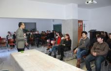 Săptămâna educaţiei juridice la Seminarul Teologic Dorohoi - FOTO