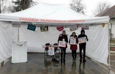 Manifestații pentru viață astăzi, în Municipiul Dorohoi - FOTO