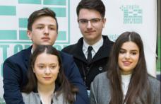 """Colegiul Național """"Grigore Ghica"""" Dorohoi - la cea mai mare competiție națională de dezbateri academice pentru liceeni - FOTO"""