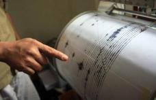 Trei cutremure, marţi, în interval de câteva ore în judeţul Buzău