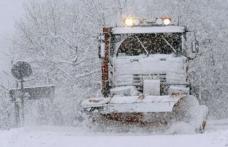 Atenție! Avertizări de tip cod PORTOCALIU și GALBEN de ninsori abundente și viscol pentru județul Botoșani