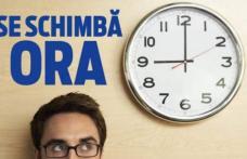 Atenție! În această noapte se schimbă ora în România