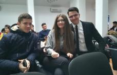 """Noi succese la Colegiul Național """"Grigore Ghica"""", Dorohoi - FOTO"""