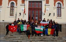 """Întâlnire de Proiect european  Erasmus + la Școala Profesională Specială """"Ion Pillat"""" Dorohoi - FOTO"""