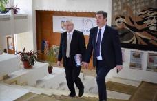 Prefectul Dan Șlincu și directori de instituții deconcentrate, întâlnire cu Ambasadorul Republicii Belarus - FOTO