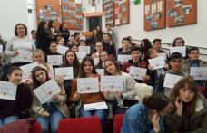 "Proiect de succes la Colegiul Național ""Grigore Ghica"", Dorohoi - FOTO"
