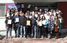 """Delegaţie Erasmus+ din patru ţări, găzduită de Seminarul Teologic """"Sf. Ioan Iacob"""" Dorohoi - FOTO"""