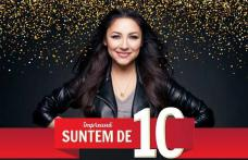 Concert ANDRA la Shopping City Suceava - Împreună suntem de 10!