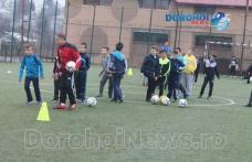 Clubul Sportiv Juniorul Dorohoi și-a început activitatea! Înscrie-ți copilul la cursuri de fotbal!