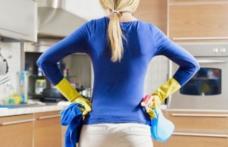 Trucuri pentru o curăţenie de Paşte eficientă. Cum trebuie şters praful ca să nu se depună imediat la loc