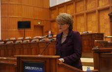 """Mihaela Huncă: """"PSD repară nedreptățile comise în guvernarea Boc și plătește profesorilor drepturile câștigate în instanță"""""""