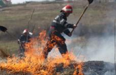 Sfaturi de la pompieri: Stop incendiilor de vegetație uscată!