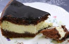 Pască cu ciocolată și brânză