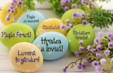 Trimite-le celor dragi un mesaj frumos de Înviere