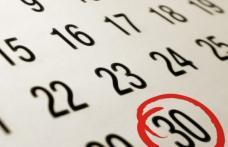 Luni 30 aprilie ar putea fi declarată zi liberă pentru salariaţii din sectorul public