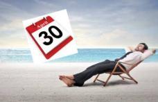 E OFICIAL! Ziua de luni, 30 aprilie este zi liberă pentru salariaţii din sectorul public