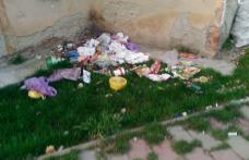 Primim la redacție – Natură moartă pe Aleea Ghiocelului din cartierul Plevna - FOTO