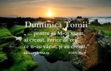 DUMINICA TOMII - Ce trebuie să facă toţi creştinii în prima duminică după Paşte