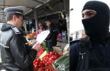 """""""ACŢIUNE FULGER"""" ale poliţiştilor la zeci de comercianţi din Bucecea"""