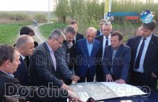 Ministrul Apelor şi Pădurilor, Ioan Deneş, prezent vineri la Dorohoi. Vezi ce proiecte susține! - FOTO