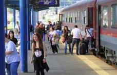 E oficial! Transportul feroviar intern este gratuit pentru studenţi, indiferent de vârstă