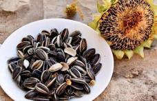 Pericolele consumului de seminţe sărate. Avertismentul nutriţioniştilor