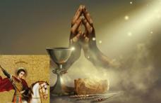 Ce rugăciune trebuie să spui pe 23 aprilie, de Sfântul Gheorghe, ca să ți se îndeplinească dorințele