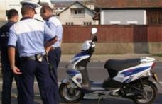 Pe moped la 19 de ani, fără permis. Tânăr din Brăieşti, cerctetat de polițiști