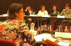 Deputatul PSD Tamara Ciofu a prezentat demersurile realizate pentru reducerea mortalității infantile - FOTO