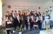"""Școala Gimnazială """"Gheorghe Coman"""" din Brăești în prag de sărbătoare - FOTO"""