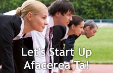 """Conferință de informare antreprenorială """"Let's Start Up Afacerea Ta!"""" la Dorohoi"""