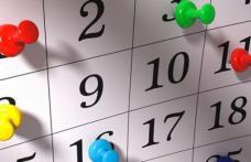 După zilele libere de 1 Mai, urmează alte două minivacanțe în următoarea lună