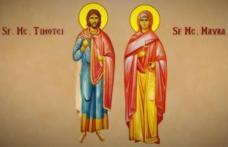 Sărbătoare pe 3 mai: E cruce neagră în calendarul ortodox. Ce sfinţi sunt sărbătoriţi?