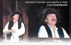 """Piesa """"La lilieci"""" pusă în scenă de Liviu Smântânică la Sala Teatrului din Dorohoi. Vezi detalii!"""