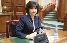 """Doina Federovici-vicepreședinte PSD: """"Prin gâlceava pe care o provoacă în relația cu Guvernul, președintele Iohannis merge pe contrasens față de aștep"""