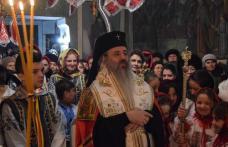"""ÎPS Teofan va săvârși Sfânta Liturghie la Biserica """"Sfinții Împărați Constantin și Elena"""" Dorohoi"""
