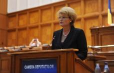 """Mihaela Huncă deputat PSD: """"Avem nevoie de crearea unei viziuni de ţară pentru educaţie pe termen lung"""""""