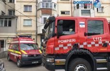 Pompierii au intervenit pentru transportul la spital a unei femei supraponderale din Dorohoi