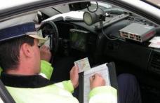 Depistaţi la volanul unor autovehicule neînmatriculate