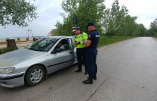 Acţiune rutieră comună cu poliţiştii din republica Moldova - FOTO