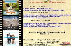 """Vezi ce filme vor rula la Cinema """"MELODIA"""" Dorohoi, în săptămâna 11 – 17 mai – FOTO"""