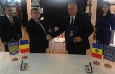 Întâlnire de lucru româno-moldoveană, la Botoșani
