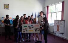 Promovarea valorilor naționale și europene la Bucecea, în cadrul unui proiect ERASMUS+