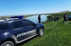 Pescari sancționați de jandarmi pentru pescuit în perioada de prohibiție