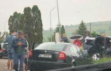 Accident mortal! Mașină din Botoșani implicată într-un carambol în județul Suceava