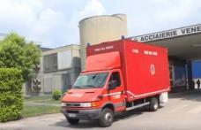 Accident de muncă grav, în Italia! Un român a ars de viu, după ce a fost stropit cu oţel topit