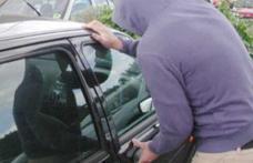 """Hoț """"specializat"""" în furtul din mașini a fost prins de politiștii din Dorohoi"""